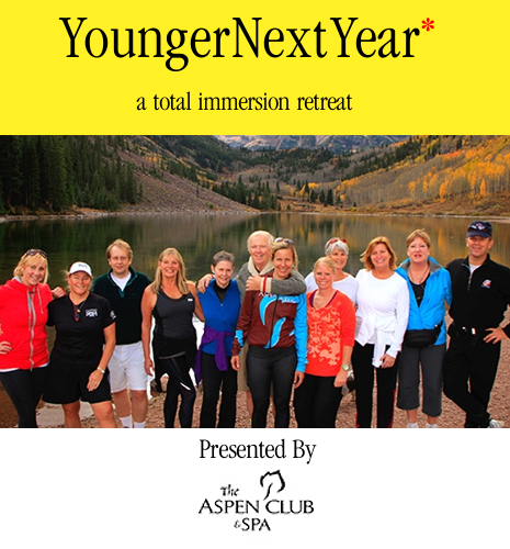 YoungerNextYear* Aspen Retreats